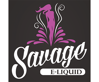 Savage E-Liquid Logo