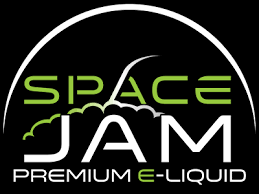 Space Jam E-Liquid Logo